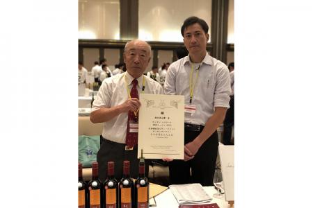 日本ワインコンクール公開テイスティングに参加!