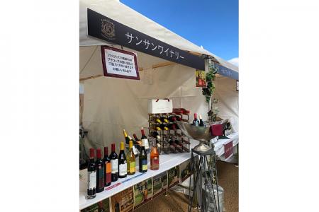 信州ワイン&フードフェス in 軽井沢 開催中!!